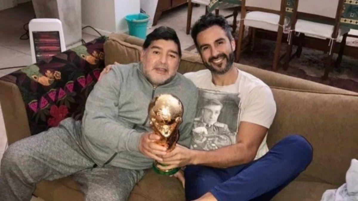 Caso Maradona: Leopoldo Luque falsificó su firma