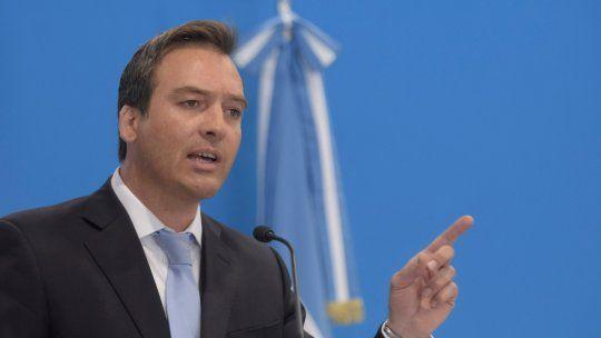El ministro de Justicia de la Nación, Martín Soria, dijo que entregará a la justicia nueva documentación en la denuncia de Bolivia contra Macri. Foto: diariotextual.com