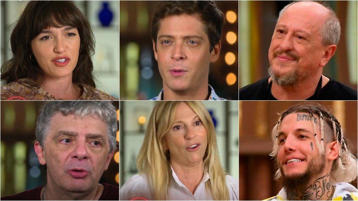 MasterChef Celebrity: eliminaron a Daniel Aráoz
