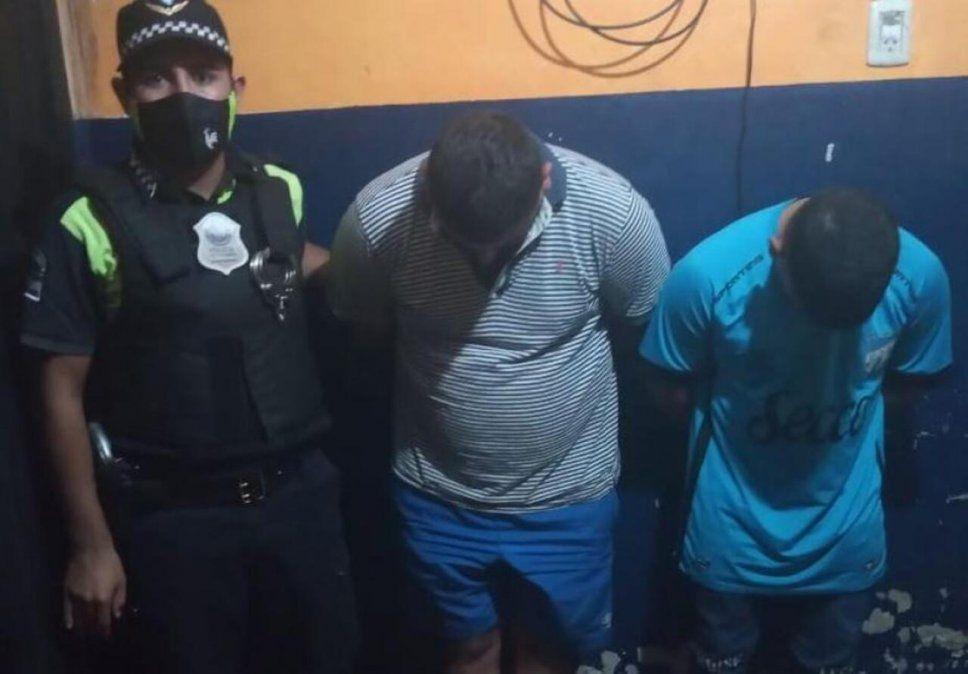Detuvieron a dos personas que simulaban ser policías