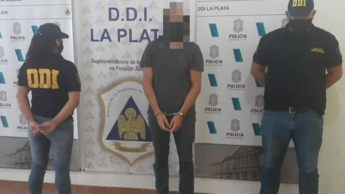 El marido de Carolina Píparo quedó detenido