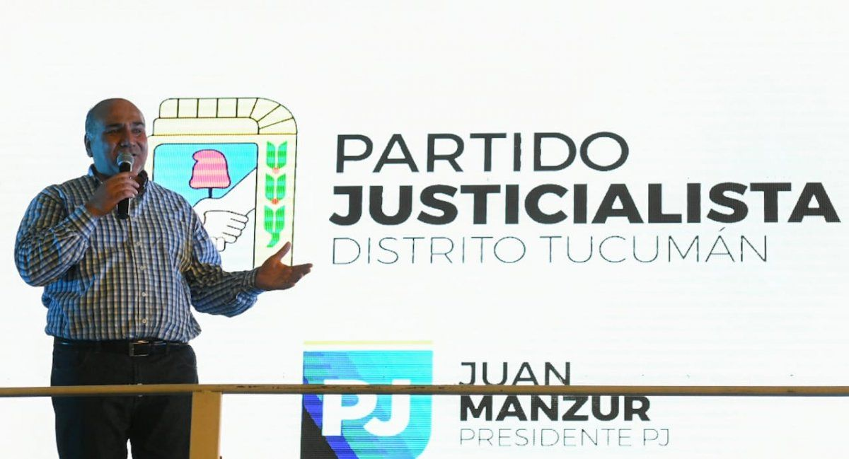 Manzur: Trabajaremos para que nos acompañen una vez más en las urnas