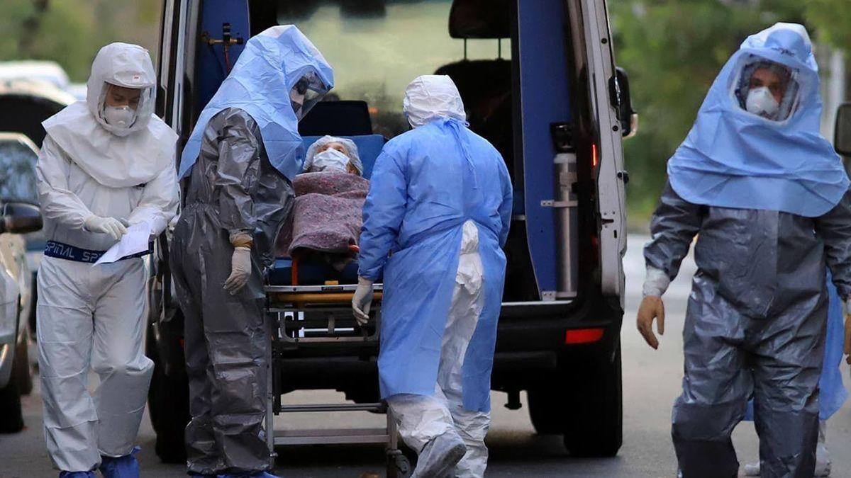 La epidemia, con suerte, terminaría a fines de 2022