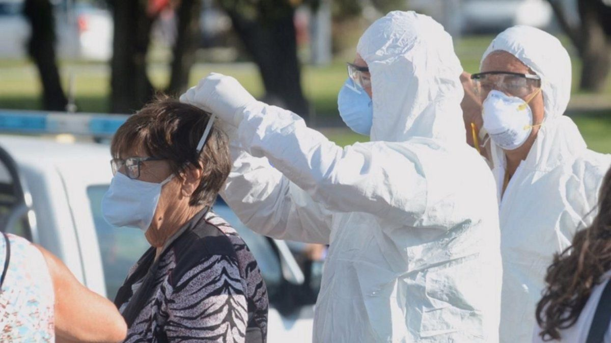 Coronavirus en Argentina: 12.625 nuevos casos y 424 muertes