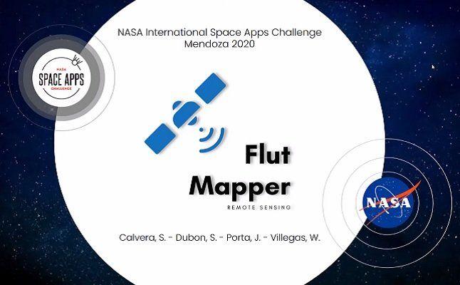 Julieta Porta fue premiada por NASA, junto a su equipo, por idear un start-up llamado Flut-Mupper.