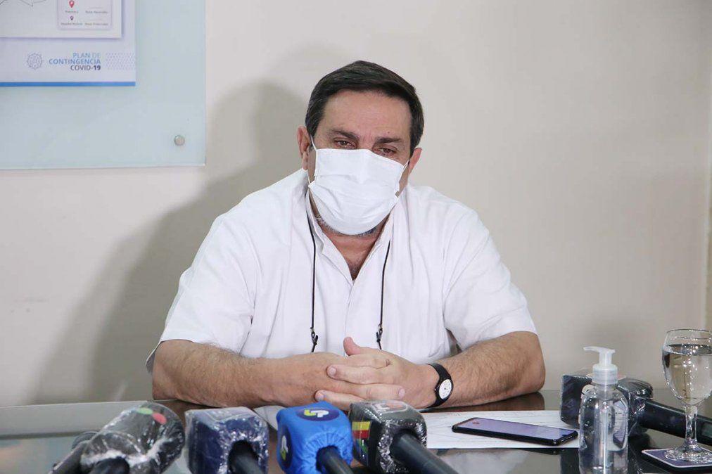 Medina Ruiz aseguró que Tucumán está pasando por uno de los peores momentos de la pandemia de coronavirus.