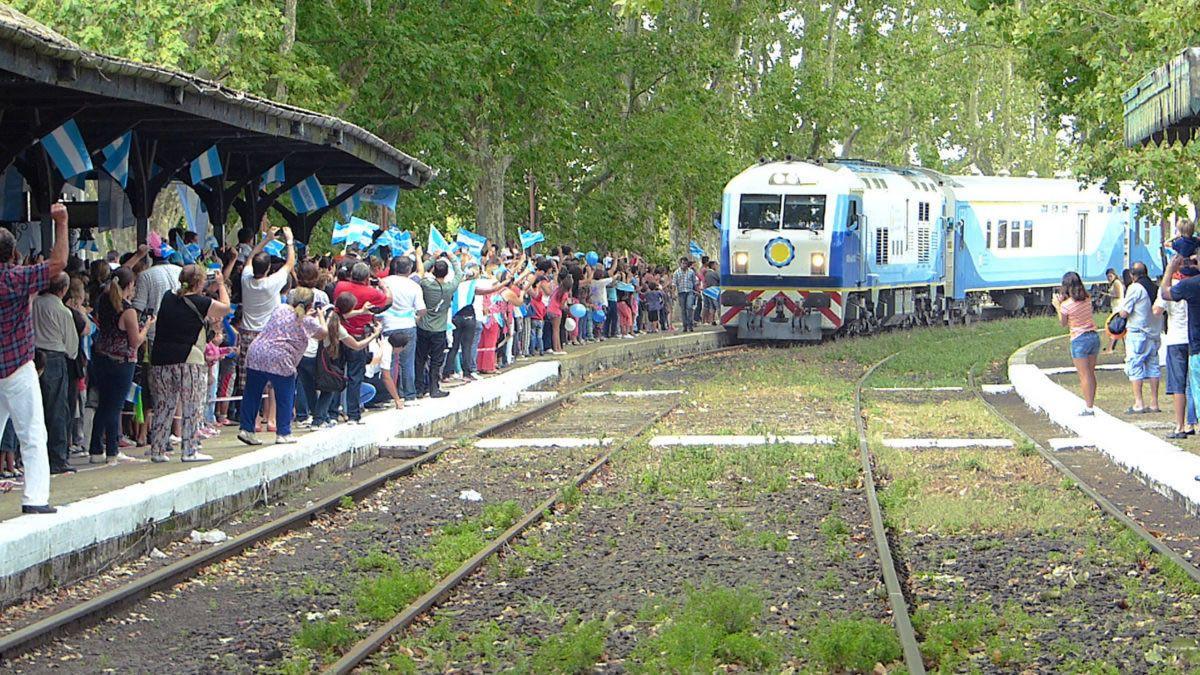 Ferroviarios acordaron un aumento salarial del 37,5%