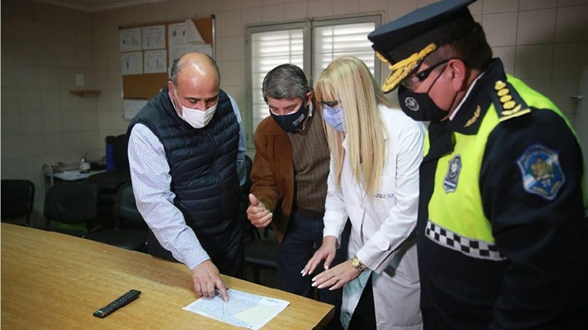 En El Sifón hay al menos 12 casos de coronavirus