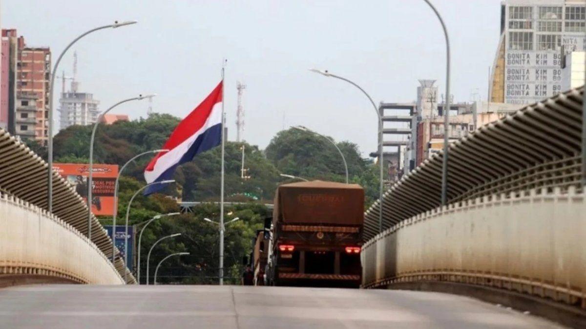 Paraguay aprobó protocolo para la apertura fronteriza con Brasil