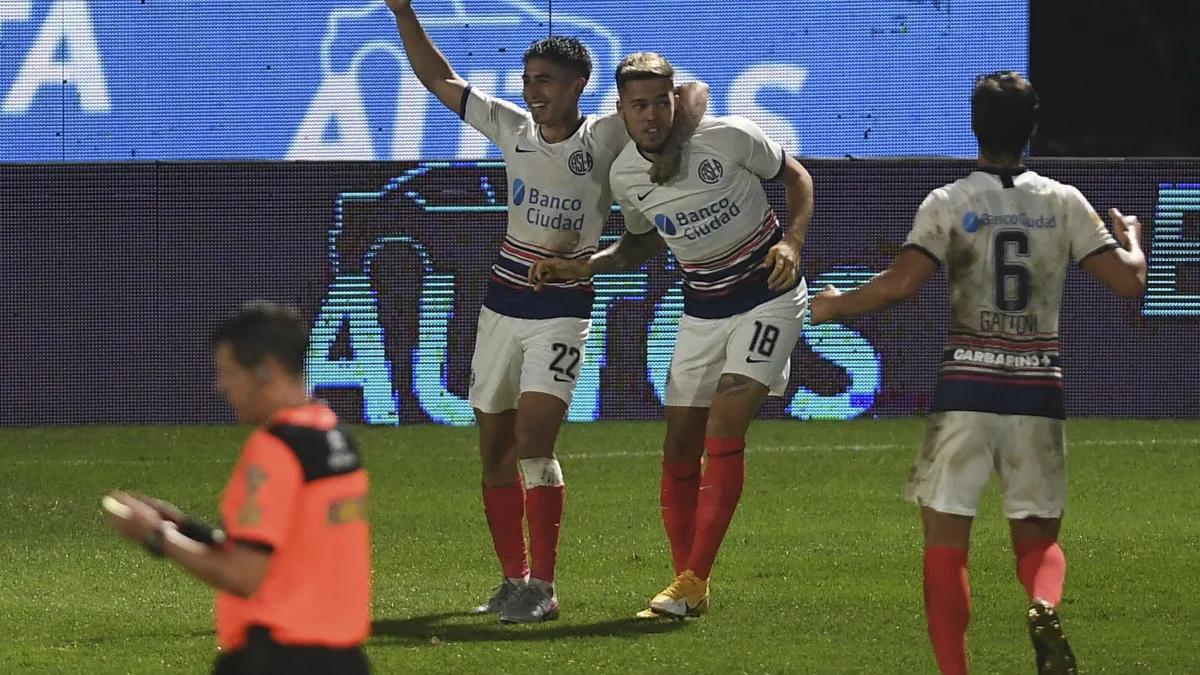 San Lorenzo le ganó a Platense.