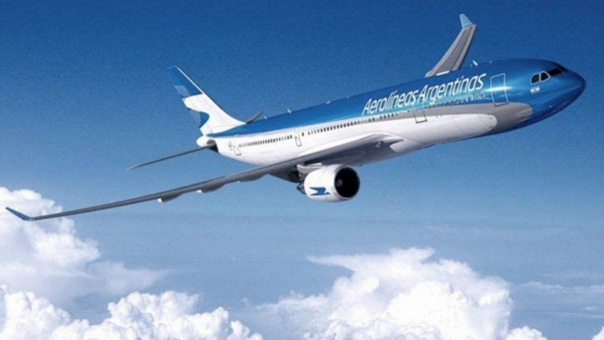El 80 por ciento correspondió a vuelos domésticos.