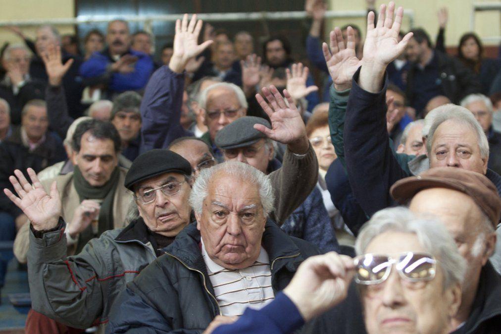 Oficializan el aumento a jubilados para diciembre