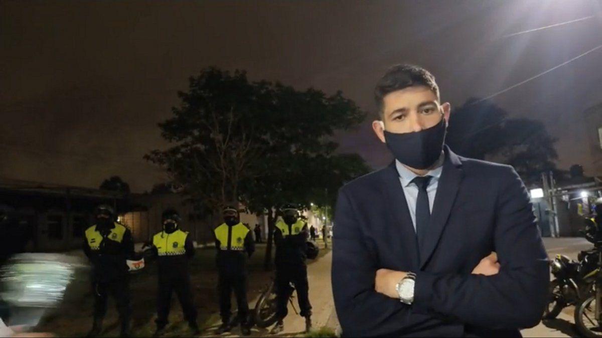 José María Molina comunicó a sus defendidos
