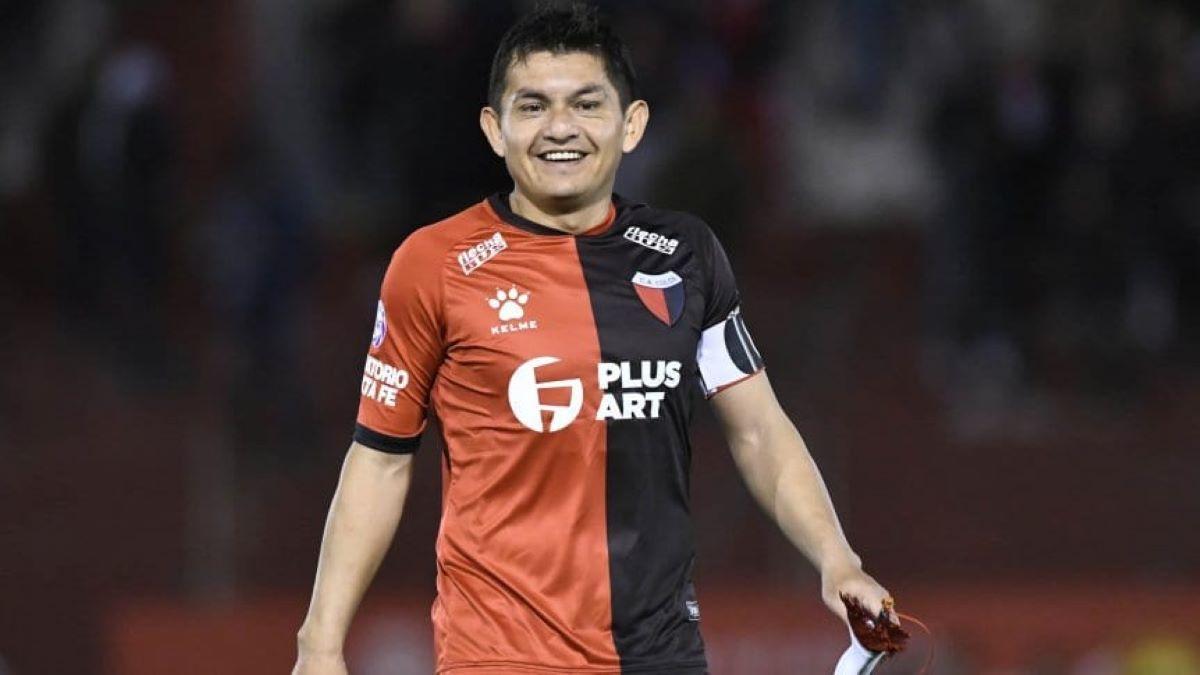 """El Pulga Rodríguez: """"Con la camiseta de Atlético me voy a retirar del fútbol."""