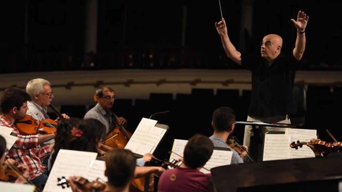 Teatro San Martín: habrá un concierto de la Sinfónica de la UNT