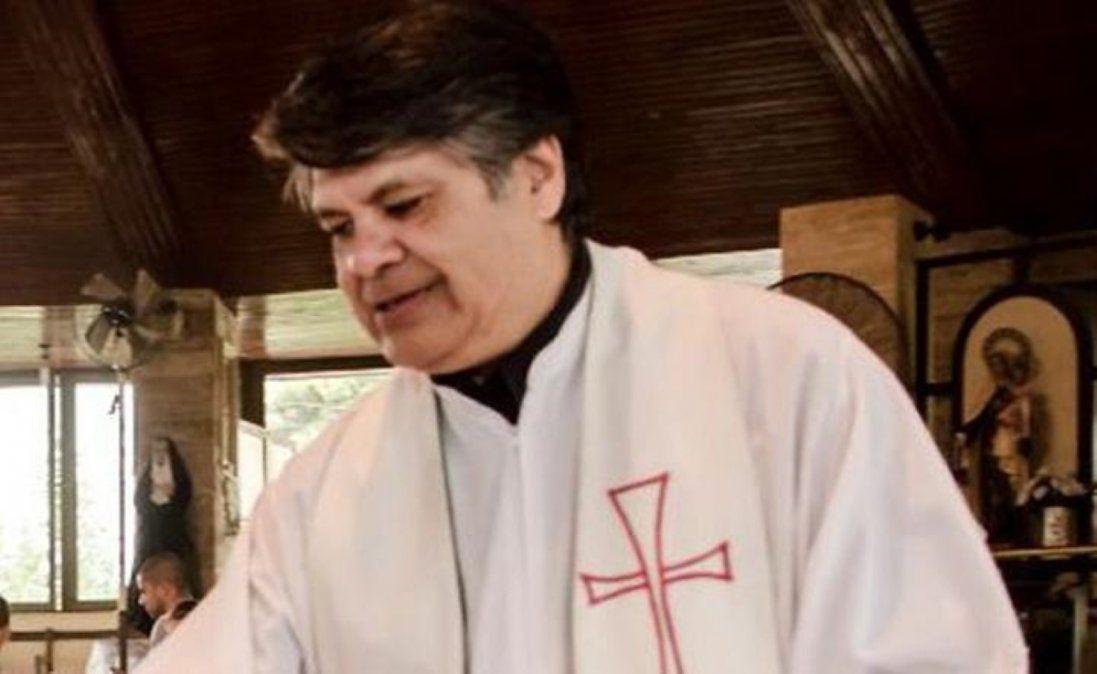 Jorge Herrera es el único imputado por el crimen del párroco Oscar Juárez.