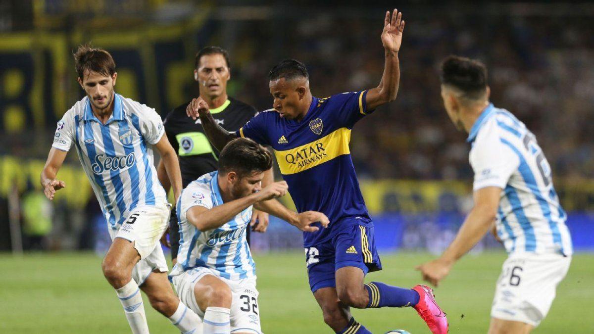 Atlético ya tiene fecha y hora para enfrentarse a Boca
