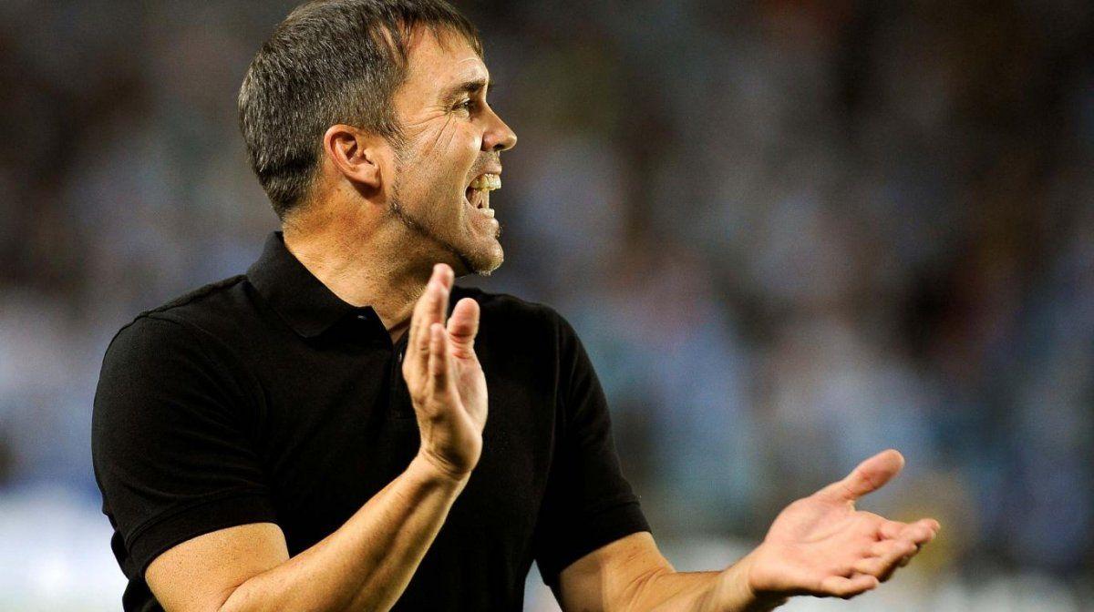 Coudet es pretendido por el Inter de Brasil