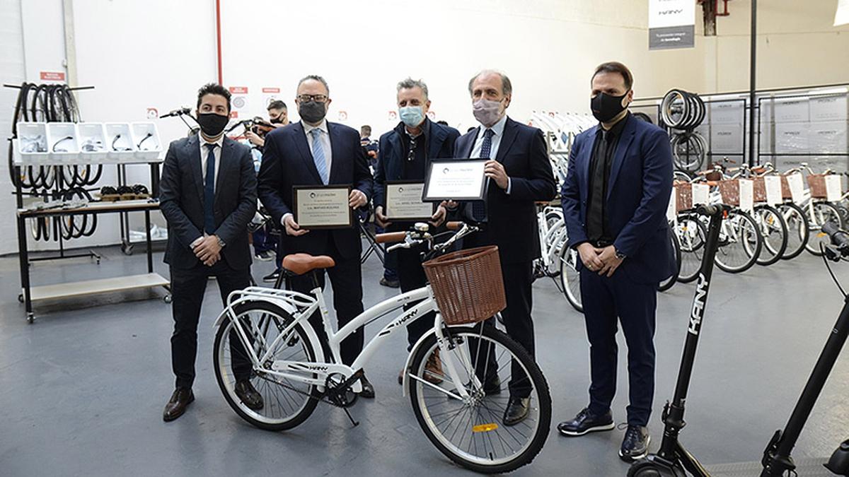 Bicicletas eléctricas: lanzan créditos del Banco Nación
