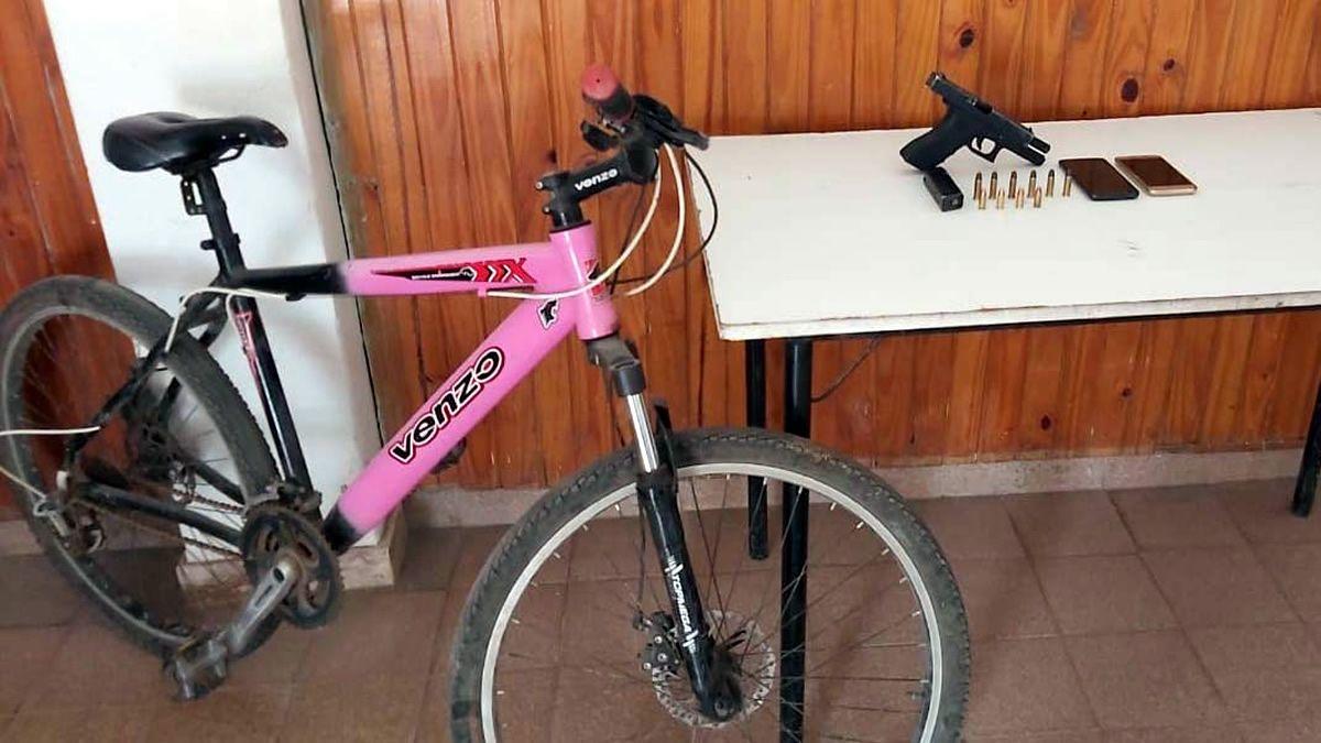 Desbaratan una banda que se dedicada al robo de bicicletas