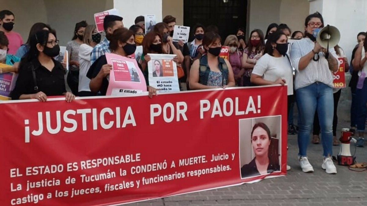 Nuevo pedido de justicia por el femicidio de Paola Tacacho