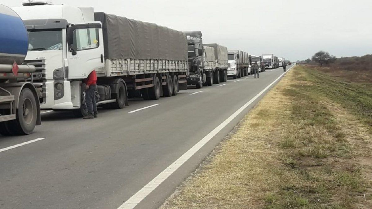 Controles fronterizos en ruta 157 se trasladaron a La Madrid