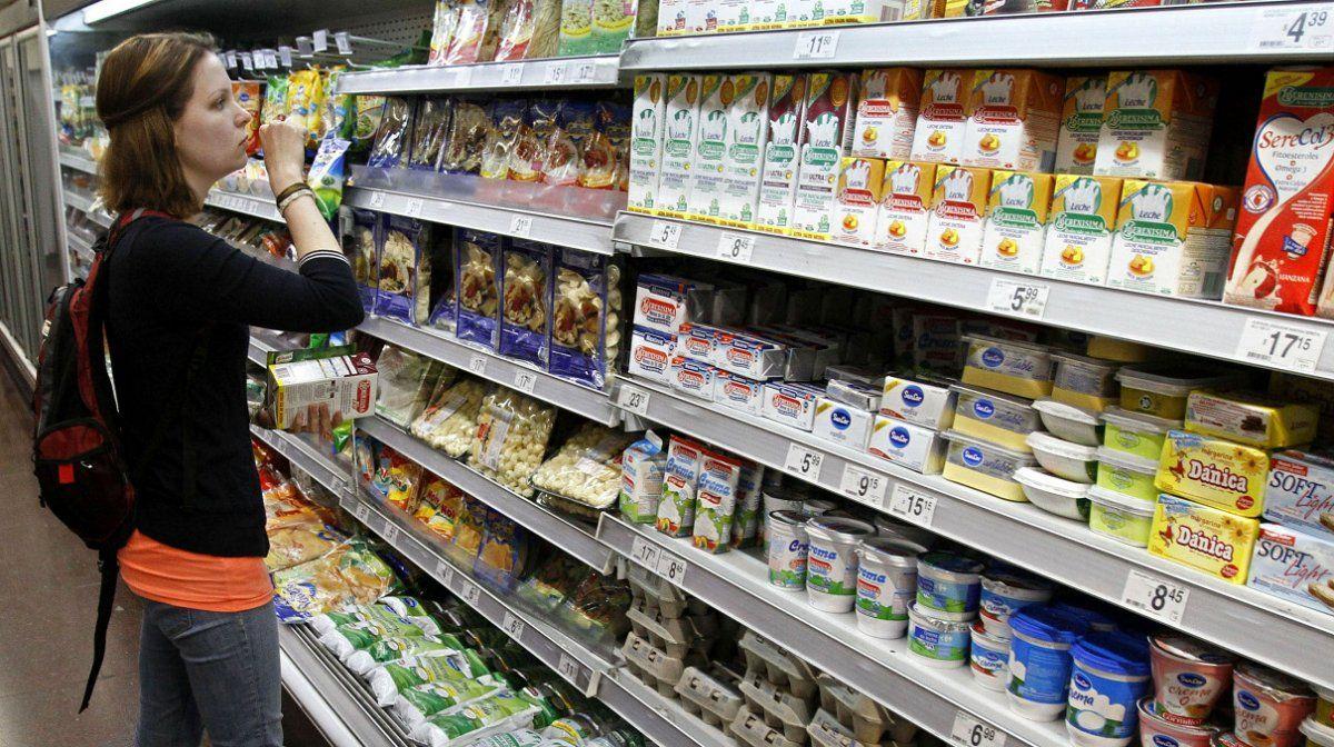 Suba de precios en alimentos marcarán la inflación de febrero
