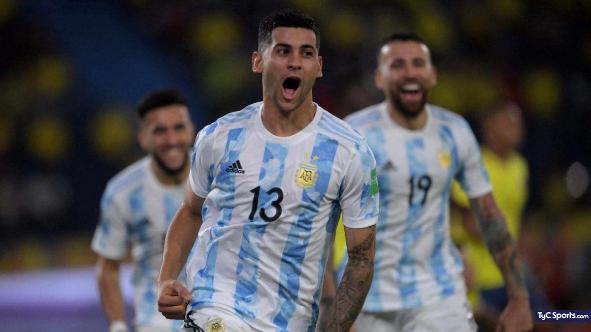 Alarma por Cristian Romero en la Selección Argentina