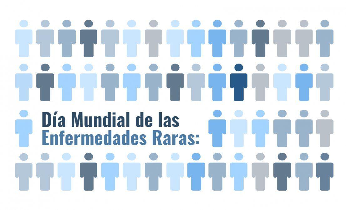 Día internacional de las enfermedades raras.