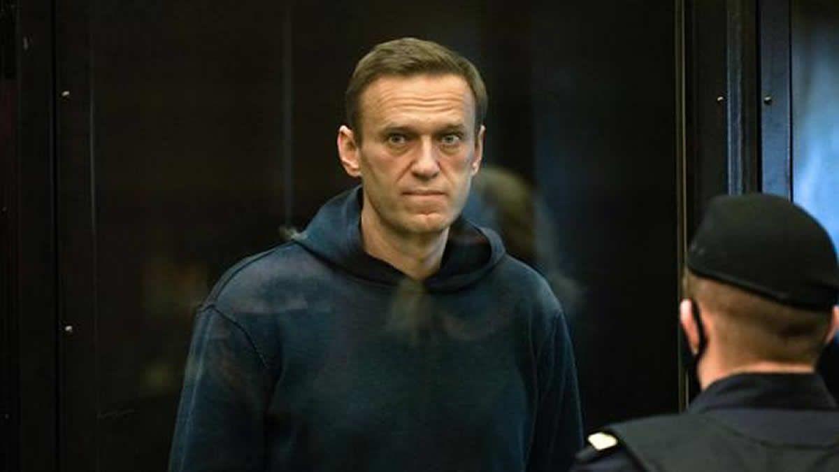 Alexei Navalny fue condenado a tres años de prisión