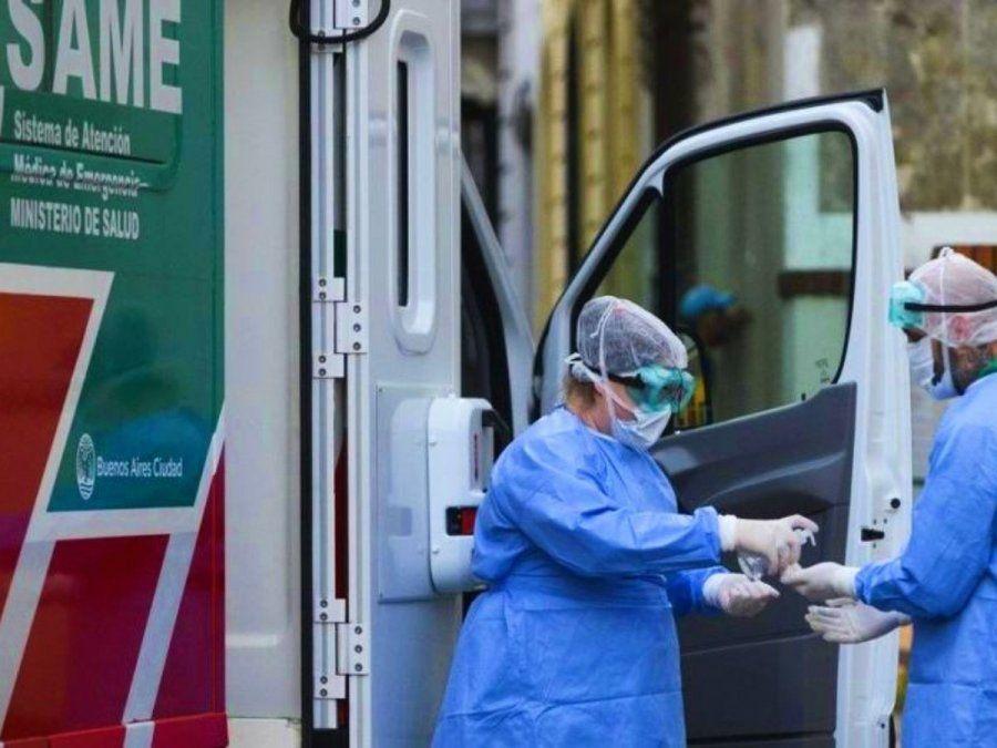 Coronavirus: el país superó los 100 mil casos