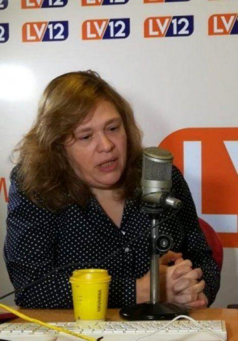 Valeria Zapesochny asumirá como nueva secretaria de Medios
