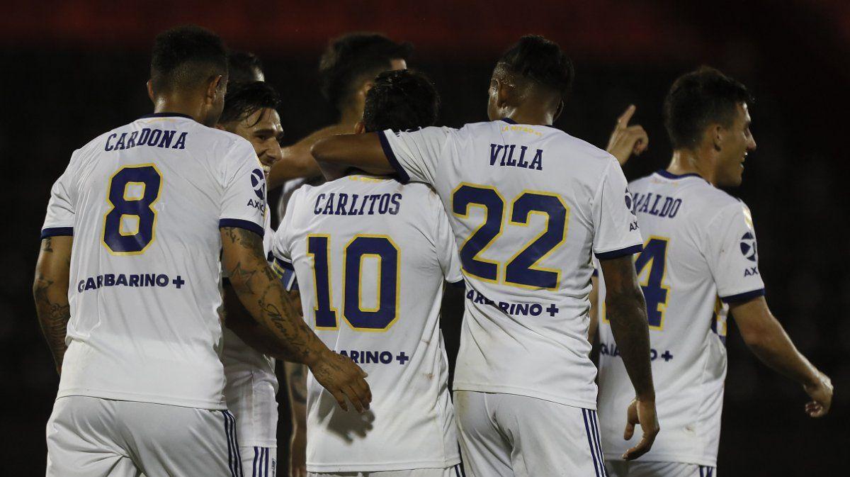 Boca se consolidó en Rosario con un triunfo ante Newells