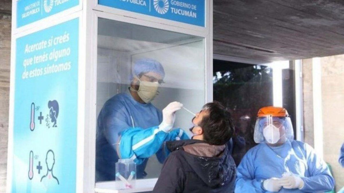 Coronavirus en Tucumán: se suman tres muertes y 104 nuevos casos