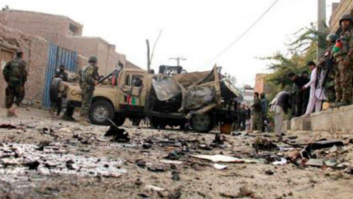 Más de 40 muertos en múltiples atentados en Afganistán