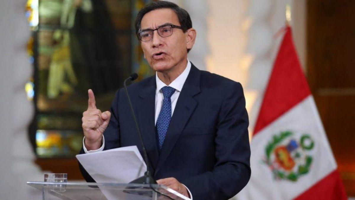 Martín Vizcarra y su pedido a la ONU respecto al covid-19