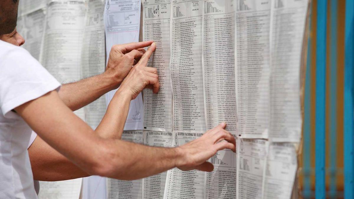 PASO 2021: ¿Que pasa si no asisto a votar hoy?